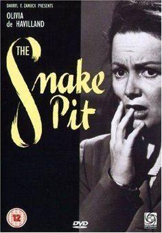 The Snake Pit (1948) Olivia de Haviland, Mark Stevens, Celeste Holm