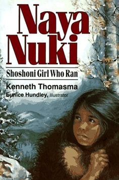The dramatic adventure of a real-life childhood friend of Sacagawea who was kidnapped by a rival tribe.    Naya Nuki escaped her captors and traveled alone in the wilderness for more than a month to return to her people. Well-researched story told by a master story-teller.