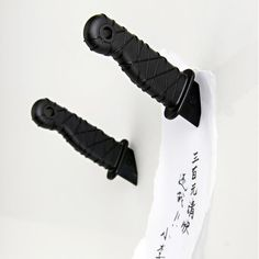 Ninja Knife Magnets