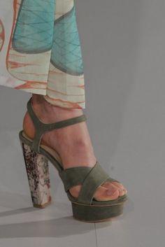Catalogo Sfilata Borse e Scarpe Desigual primavera estate 2014 FOTO  #desigual #scarpe #shoes #heels #primaveraestate #moda2014
