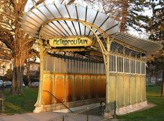 The Most Beautiful Metro Stations in Paris | WhyGo Paris