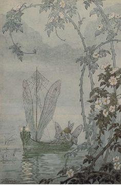 The fairy boat