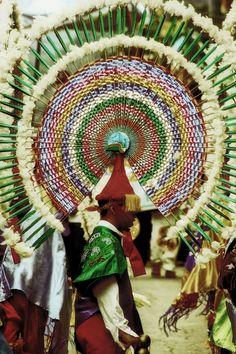 La fiesta en Puebla Mexico. This looks amazing in full view!