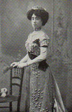 Her Imperial Highness Princess Fushimi Tsuneko of Japan (1882–1939) née Tokugawa Tsuneko