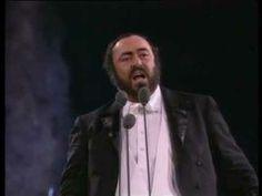 Luciano Pavarotti, Torna A Surriento