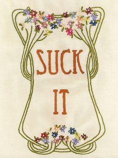 subversive embroidery...awesomeness