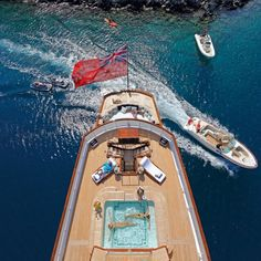 Yachts to Rent This Summer | Vanity Fair