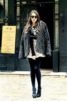 Streetstyle Paris Fashion Week 2013