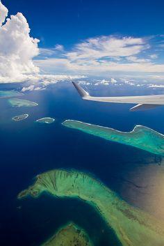 Leaving Fiji