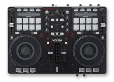 I needed a new DJ controller so I got a Vestax VCI-380