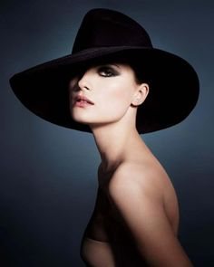 Giorgio Armani--This hat! Frm Bd: Hooray for Hats!!
