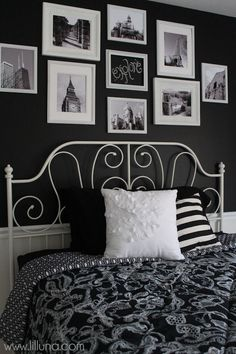 Guest Bedroom Makeover and Galley Wall