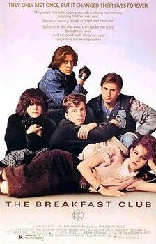 The Breakfast Club ~ 1987