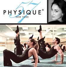 New favorite workout! Physique 57 rocks!