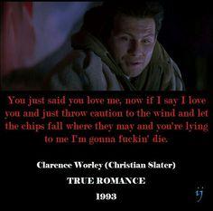 Nice True Romance Alabama Quotes. QuotesGram Photo