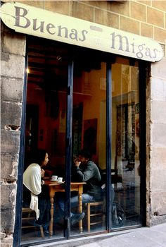 Buenas Migas | Barcelona