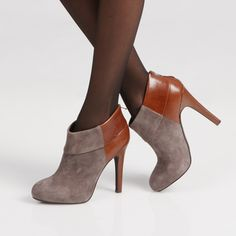 @Overstock - Stride in style with these fashionable boots from Jessica Simpson. An ankle-high design and luxurious leather highlights this pair of five-inch boots.   http://www.overstock.com/Clothing-Shoes/Jessica-Simpson-Audriana-Leather-Booties/6783098/product.html?CID=214117 $89.99