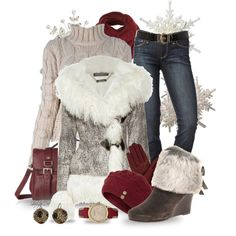 winter outfit ideas 2012