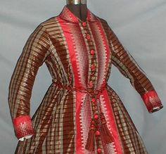 Mid 19th Century Wrapper