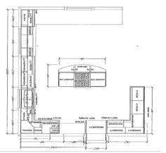 Kitchen Layout dream kitchen, kitchen layouts, kitchen remodel