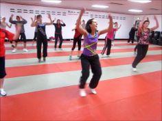 Zumba 1 Hour Class - 2012 Feb on Vimeo