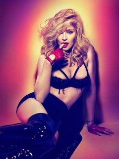 L-U-V Madonna!