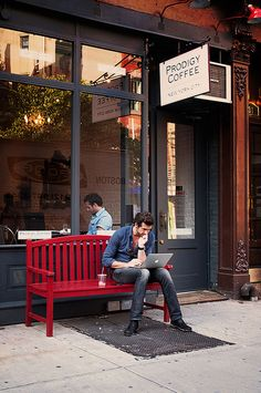 Prodigy Coffee | West Village, New York
