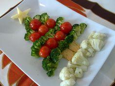 #ricette #Albero di #Natale vegetariano