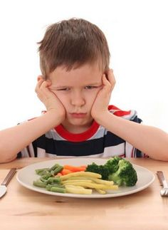 Study Reveals How to Make Kids Eat Their Vegetables