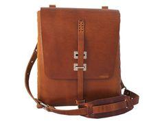 Billykirk No. 95 Shoulder Satchel in Tan  $325 art billykirk, 95 shoulder, maps, leather map, shoulder satchel, map case, 325, leather bags, design