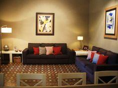 #Decoracion #Contemporaneo #Sala de estar #Sofas #Lamparas #Accesorios