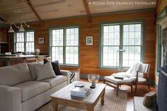 A Room For Frances Interiors: Guest Cottage