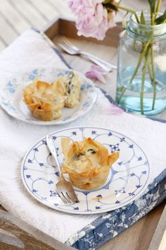Banitsa- Bulgarian Feta Pastry