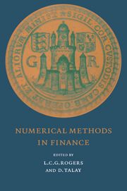 LCG Rogers and D Talay (eds.), Numerical Methods in Finance