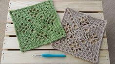Free Ravelry downlaod: Victorian Lattice Square crochet pattern by Destany Wymore