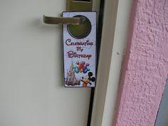 Disney Hotel Decorating