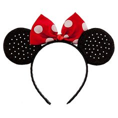 Classic Minnie Mouse Ears Headband for Women  $9.50 disneystore.com
