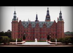 Frederiksborg Castle, Denmark christians, beauti castl, palac, baroque, frederiksborg castl, danish, castles, formal gardens, denmark