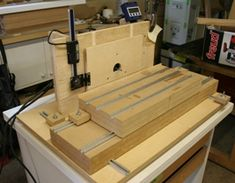 Horizontal Router on Pinterest | Router Woodworking, Woodworking and Home Made