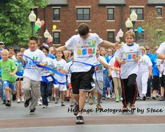The beginning of the Walk for funding for the Juvenile Diabetes Research Foundation. An organization close to my own heart as my eldest is Type 1. I love what I do! My Fave pic from the 2012 Walk held on April 28, 2012. ~Stace