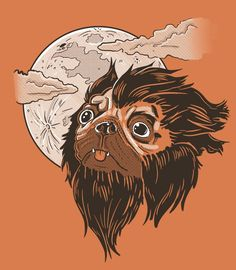Yes, there is such a thing as a werepug shirt.