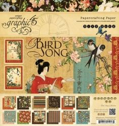 Who is in love with the images of Bird Song? If you are, then REPIN and COMMENT on this Bird Song paper pad and you could be this week's winner! Deadline to repin and comment is Sunday, Midnight PST September 23. Happy pinning!