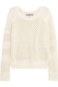 Shop now: Shop now: Halston Heritage sweater