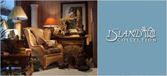 Island Collection Furniture in New Smyrna Beach is Floridas best source for hand-crafted and custom built fine teak furniture.