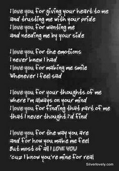 Love Quotes for Him IV - Missing You Quotes - Love Quotes and Sayings