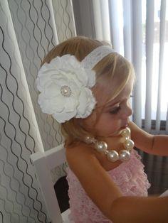 Marfil bebé niña diademas-recién nacido diademas materno-infantil diademas-Toddler diademas-adulto diademas flor chica-Photo Prop