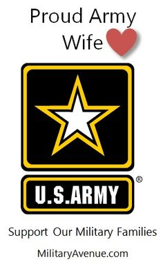 Proud US #Army #Wife