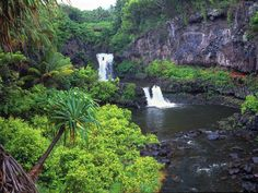 Maui! This is one of the places we should visit!