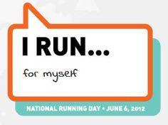 Why do you RUN?