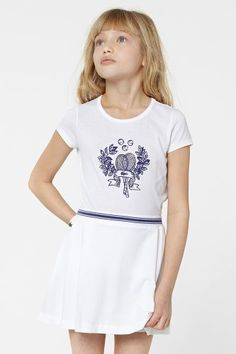 #Lacoste for #girls, #HowCute!